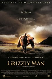 background picture for movie Grizzly man