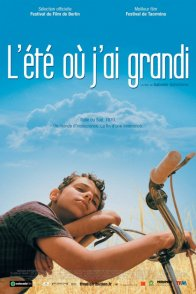 Affiche du film : L'été où j'ai grandi