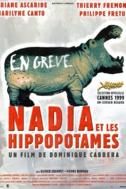 background picture for movie Nadia et les hippopotames