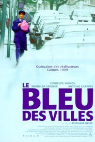 Affiche du film : Le bleu des villes