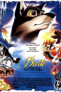 Affiche du film : Balto chien-loup, Héros des Neiges