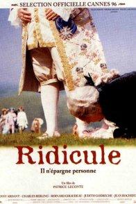 Affiche du film : Ridicule