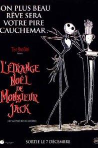 Affiche du film : L'étrange Noël de Monsieur Jack