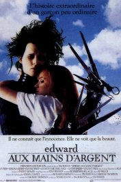 background picture for movie Edward aux mains d'argent