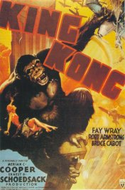 Affiche du film King Kong (1933)