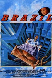 background picture for movie Brazil