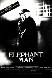 background picture for movie Elephant man