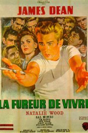background picture for movie La fureur de vivre