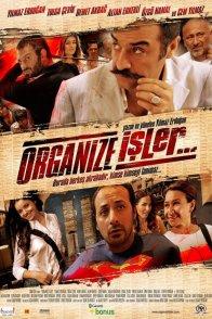 Affiche du film : Les affaires organisees