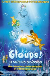 background picture for movie Gloups ! (je suis un poisson)