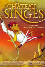 background picture for movie Le chateau des singes