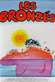 background picture for movie Les Bronzés
