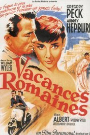 background picture for movie Vacances romaines
