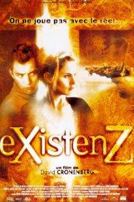 Affiche du film : eXistenZ