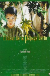 background picture for movie L'odeur de la papaye verte