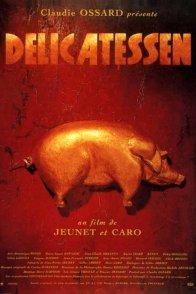 Affiche du film : Delicatessen