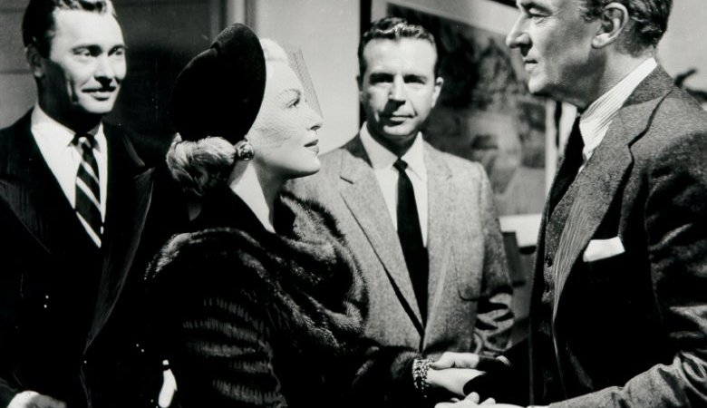 Photo dernier film Dick Powell
