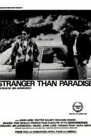 background picture for movie Stranger than Paradise