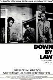 background picture for movie Down by law