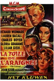 background picture for movie La toile d'araignee