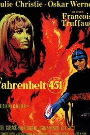 background picture for movie Fahrenheit 451