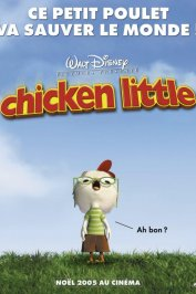 background picture for movie Chicken little