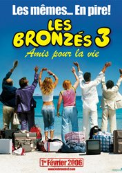background picture for movie Les bronzés 3, amis pour la vie