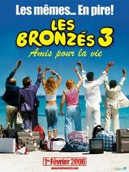Affiche du film : Les bronzés 3, amis pour la vie