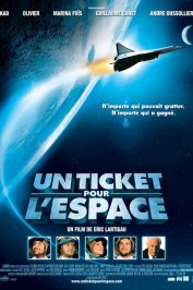 background picture for movie Un ticket pour l'espace