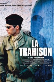 background picture for movie La trahison