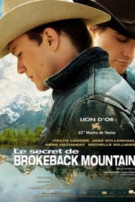 Affiche du film : Le secret de Brokeback Mountain