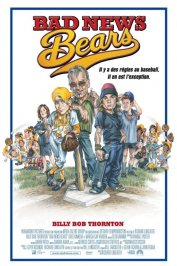 background picture for movie Bad news bears