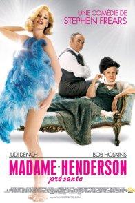 Affiche du film : Madame Henderson présente