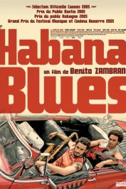 background picture for movie Habana blues