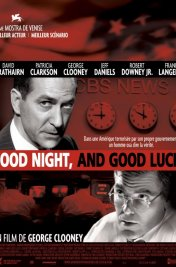 Affiche du film : Good night, and good luck