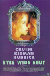 Affiche du film : Eyes wide shut