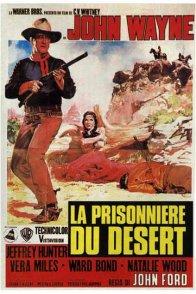 Affiche du film : La prisonniere du desert