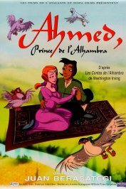background picture for movie Ahmed, Prince de l'Alhambra