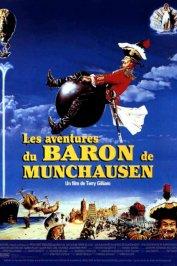 background picture for movie Les aventures du Baron de Münchausen