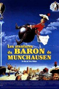 Affiche du film : Les aventures du Baron de Münchausen