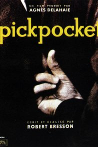 Affiche du film : Pickpocket
