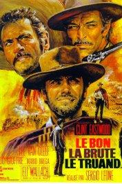 background picture for movie Le Bon, La Brute et le Truand