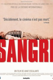 background picture for movie Sangre