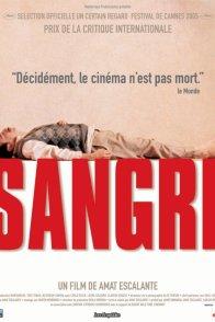 Affiche du film : Sangre