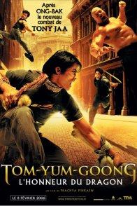 Affiche du film : L'honneur du dragon
