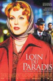 Affiche du film : Loin du paradis