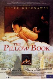 background picture for movie The pillow book