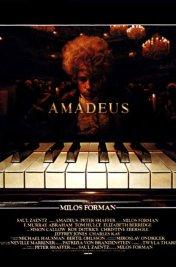 Affiche du film : Amadeus