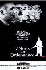 Affiche du film : Sept morts sur ordonnance