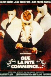 background picture for movie Que la fête commence